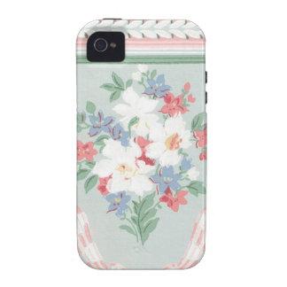 Romantic Floral iPhone 4/4S Cases
