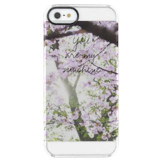 Romantic flower iphone 5 case