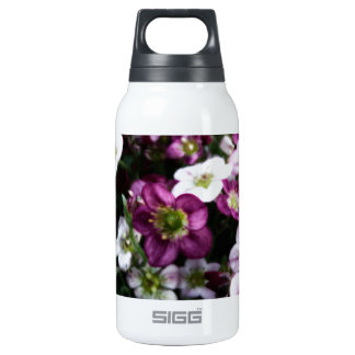 Romantic Flowers Insulated Water Bottle