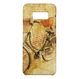 Romantic French Modern Vintage Paris Bicycle Case-Mate Samsung Galaxy S8 Case