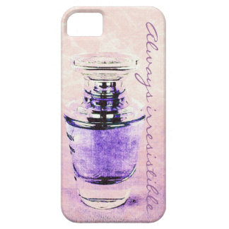Romantic french perfume vintage bottle iPhone SE/5/5s case