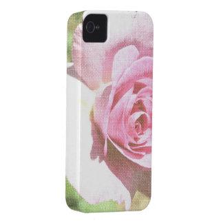 Romantic Garden Rose Impression iPhone 4 Case