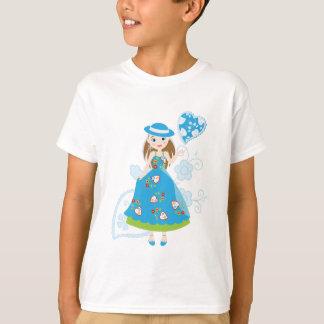 Romantic girl birthday party T-Shirt