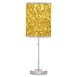 Romantic Gold Glitter