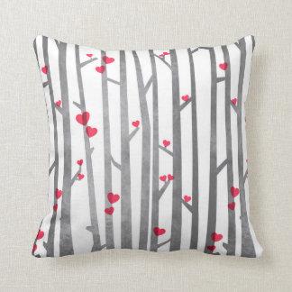 Romantic Heart Cushion Pillows