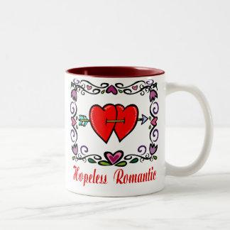 Romantic Hearts Mug