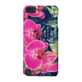 Romantic inspiration quote iPod touch 5G case