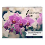 Romantic Inspirational Quotes Calendar