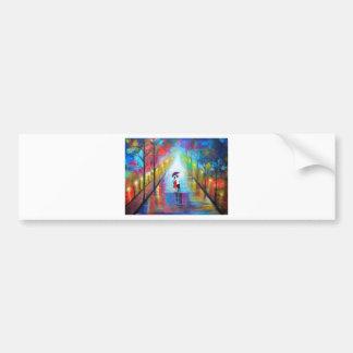 Romantic Interlude Bumper Sticker