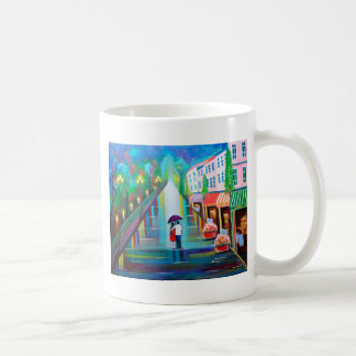 Romantic Interlude -Paris Coffee Mug