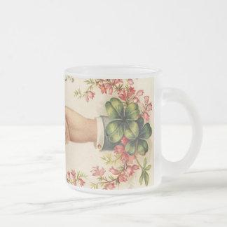 Romantic Irish Wedding Mug