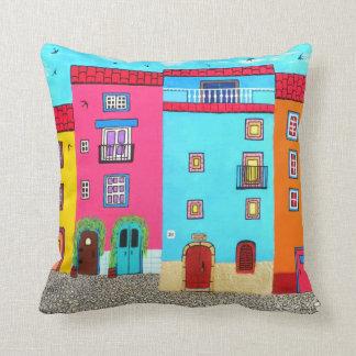 Romantic Italian Villa Pillow