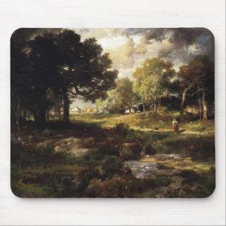 Romantic Landscape - 1885 Mouse Pad