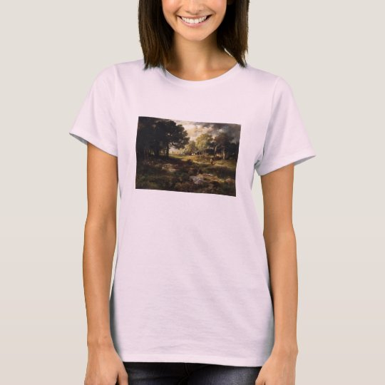 Romantic Landscape - 1885 T-Shirt