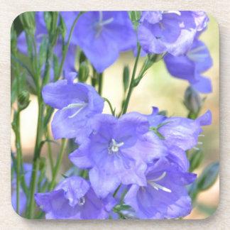 Romantic Lavender Flowers Drink Coaster