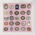 """Romantic Lover's Eye, original art,trinket tray<br><div class=""""desc"""">The classic and romantic lover's eye has always been a sign of style and grace. Dating back to both the Georgian and Victorian eras, lovers used to exchange brooches with a tiny portrait of their eye. Perfect for birthdays, engagement parties and wedding and anniversary gifts. This design comprises an elegant...</div>"""