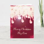 "Romantic Magical Christmas Card<br><div class=""desc"">Romantic Magical Christmas Card</div>"
