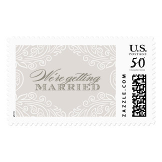 Romantic Monarc Married | Atelier Isabey Stamps