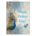 Romantic Paris  mothers day Greeting Card