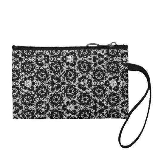 Romantic pattern bagettes bag