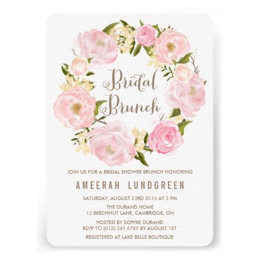 Wedding Brunch Invitations 013 - Wedding Brunch Invitations