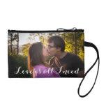 Romantic Photo gift custom photo coin purse