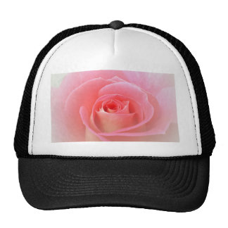 Romantic Pink Rose Hat