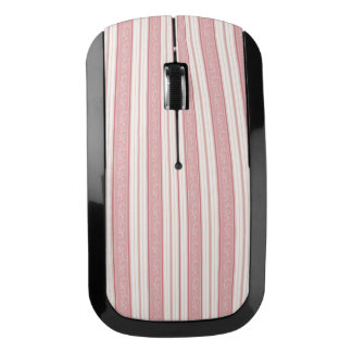 Romantic Pink Striped Mouse