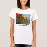 Romantic places in Venice, I LOVE VENICE T-Shirt