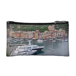 Romantic Portofino, Italia Cosmetics Bag