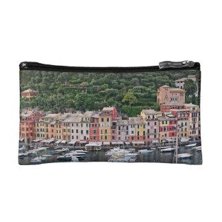Romantic Portofino, Italia - Italy Cosmetics Bag
