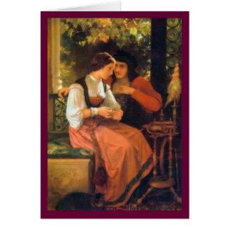 Romantic Proposal Card