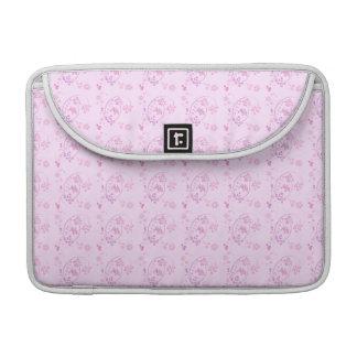 "Romantic Purple Love  Macbook Pro 13"" Sleeve For MacBooks"