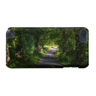 Romantic Road In The Forest Landscape iPod Touch (5th Generation) Cover