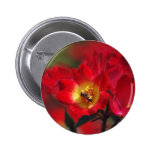 Romantic rose and meaning buttons