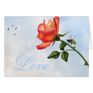 Romantic Rose Card 05