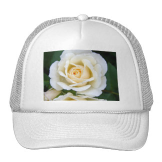 Romantic Rose Floral  Wedding Trucker Hat