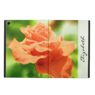 Romantic Rose Flowers #2 iPad Air Cover