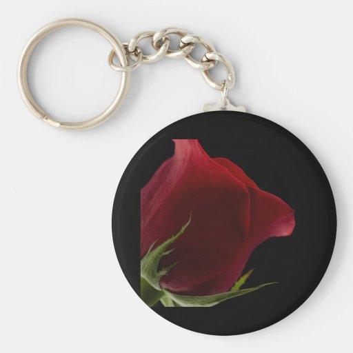 Romantic Rose Key Chains