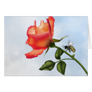 Romantic Rose Notecard 03