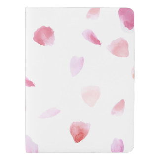 Romantic Rose Petals Extra Large Moleskine Notebook