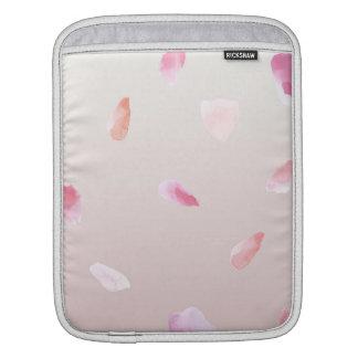 Romantic Rose Petals iPad Sleeves