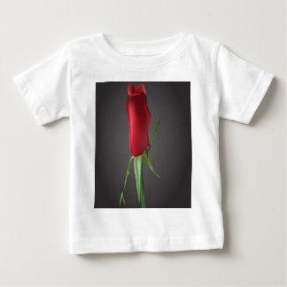 Romantic rosebud baby T-Shirt