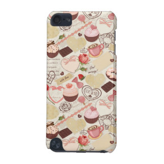 Romantic Roses and Dessert iPod Touch (5th Generation) Case