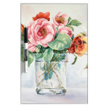 Romantic roses bouquet Dry-Erase whiteboards