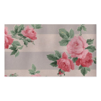 Romantic Roses Business Card