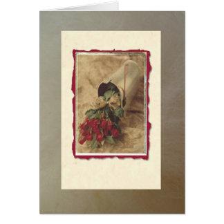 Romantic Roses Card