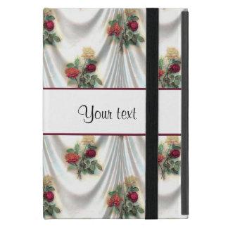 Romantic Roses & Drapes Case For iPad Mini