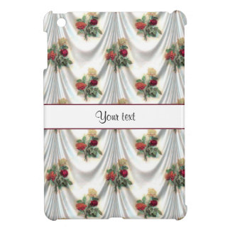 Romantic Roses & Drapes iPad Mini Covers