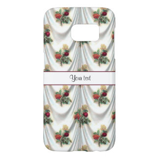Romantic Roses & Drapes Samsung Galaxy S7 Case